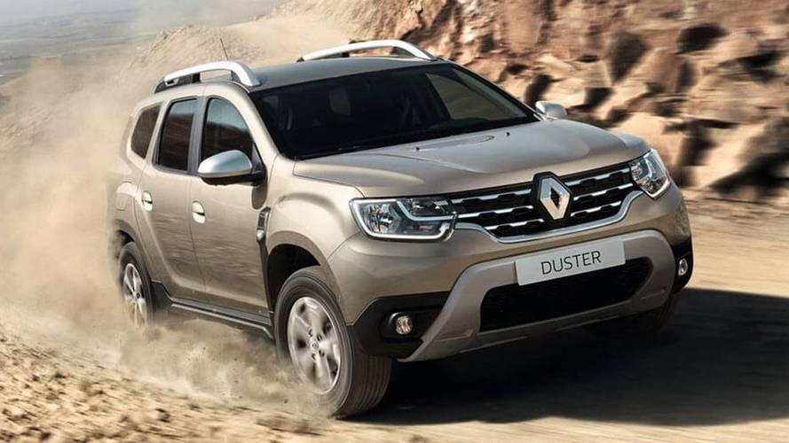 Már a Renault márkajelzését is megkapta az új Duster