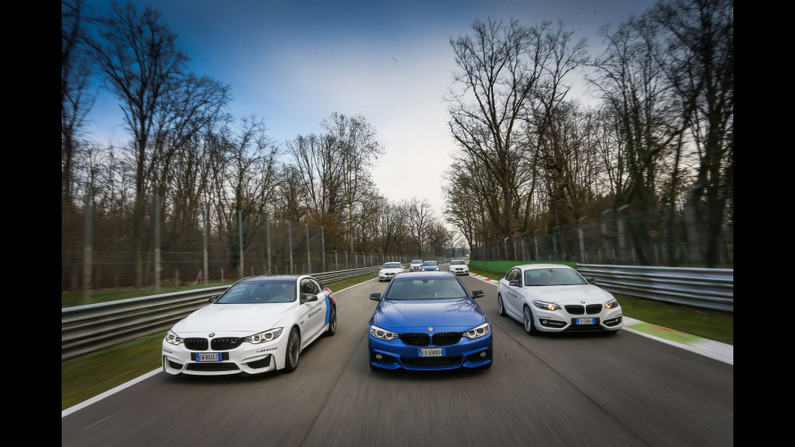 BMW Driving Experience 2016, la guida sportiva è servita [VIDEO]