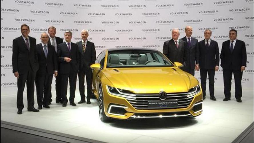 Volkswagen Group: le novità 2015 e i tagli ai modelli di nicchia
