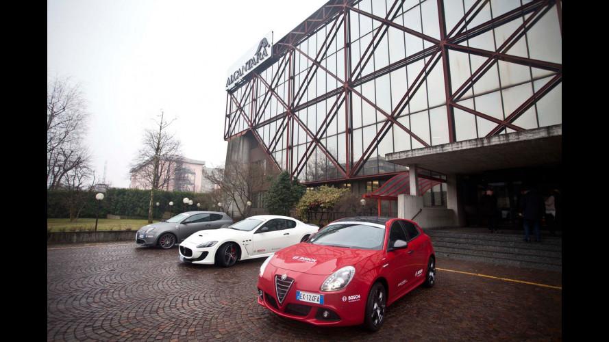 Salone di Ginevra: Bosch, il futuro sorride al motore a benzina