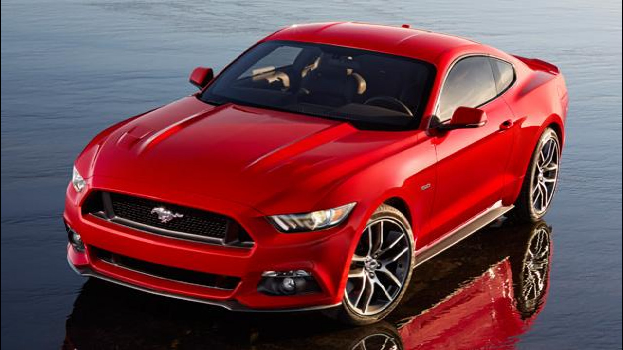 [Copertina] - Nuova Ford Mustang