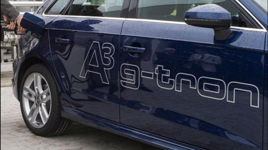 Audi e-gasoline, la benzina bio