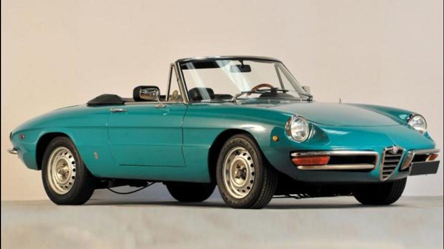 Alfa Romeo regina delle aste parigine