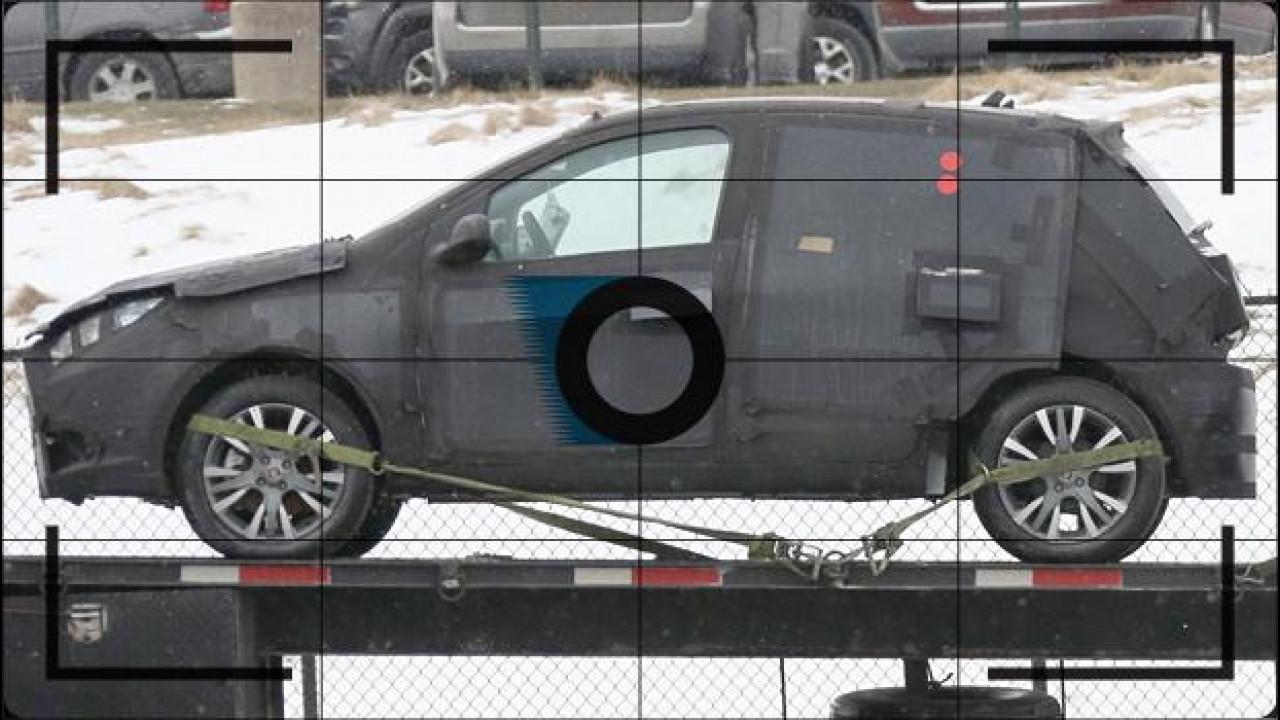 [Copertina] - Nuova Fiat Punto, foto spia dall'America