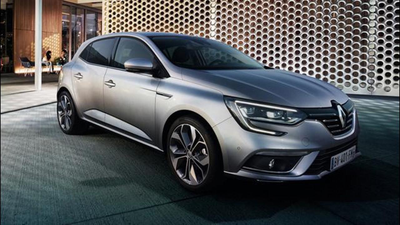 [Copertina] - Nuova Renault Megane, firmata dalla luce