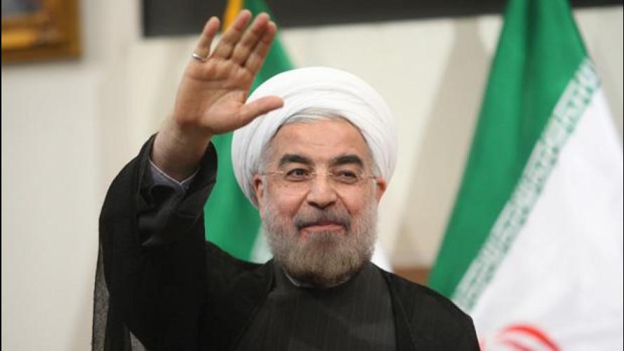 L'Iran è sempre più importante per l'industria dell'auto