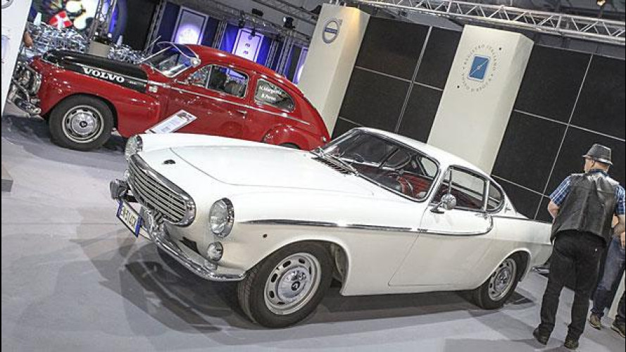 Verona Legend Cars: Volvo e le sue origini [VIDEO]