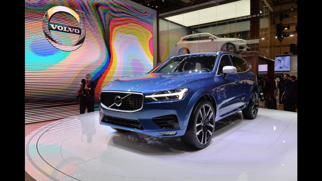 Volvo al Salone di Ginevra 2017
