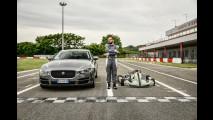 Jaguar XE, piacere di guida... inglese [VIDEO]