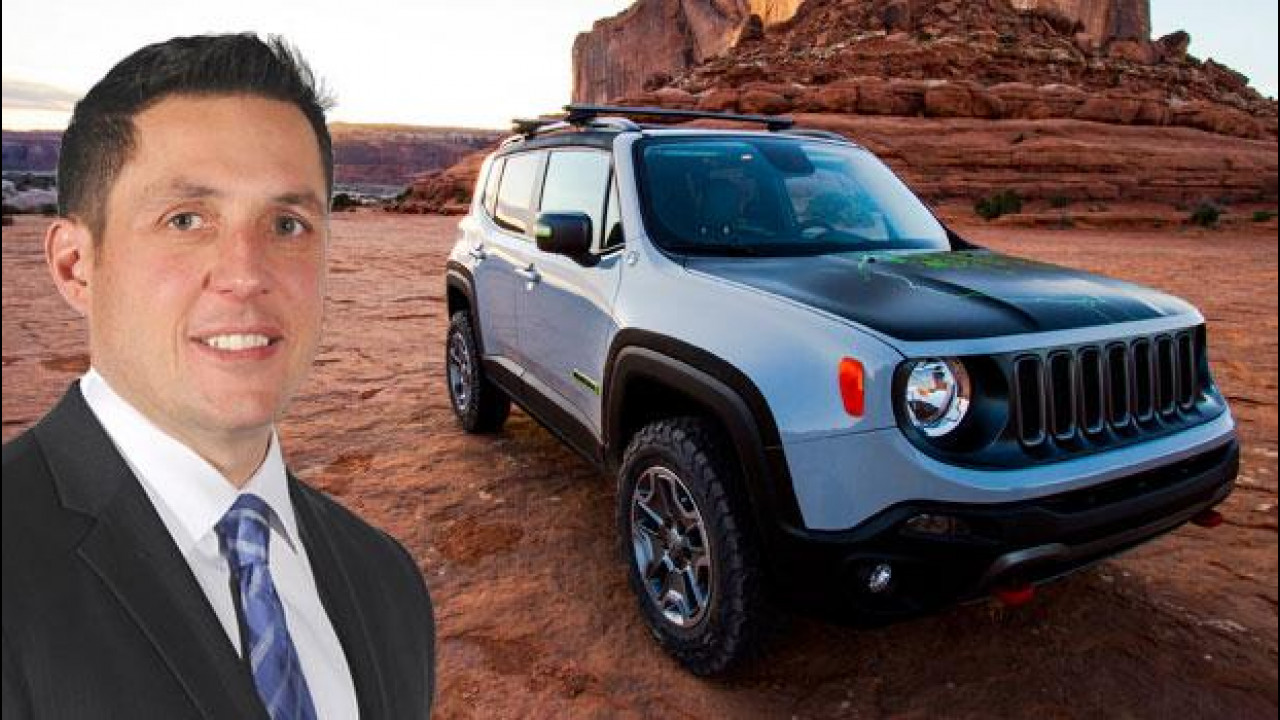 """[Copertina] - Zanlunghi (Jeep): """"A tutto SUV"""""""