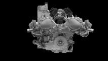 Nuova Honada NSX, la tecnica