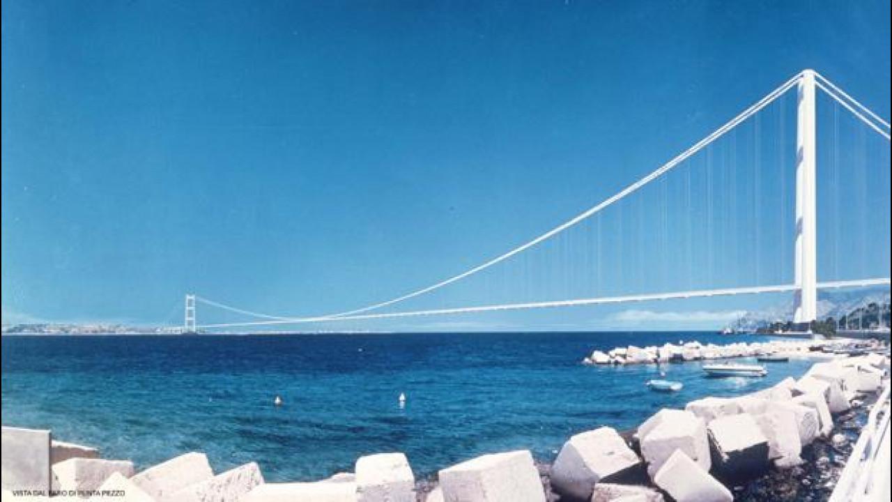 [Copertina] - Ponte di Messina, il progetto torna in Parlamento