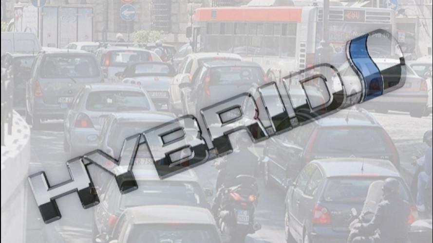 Auto ibride inarrestabili, ecco le più vendute