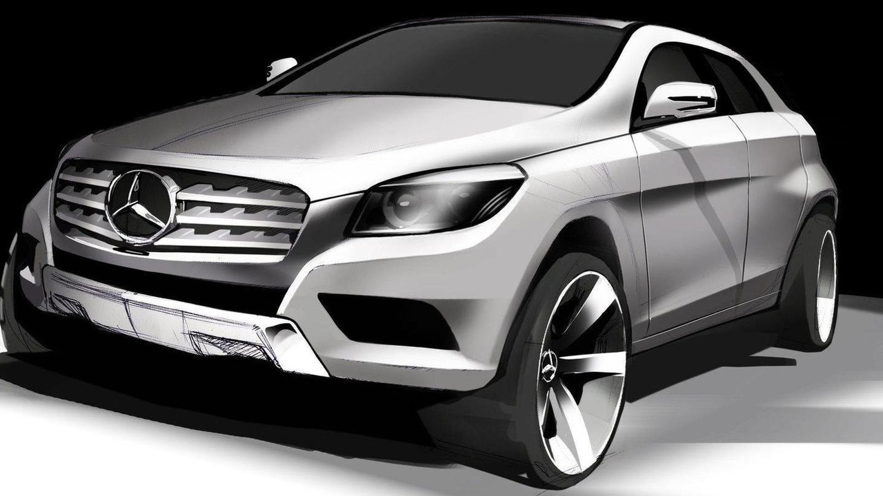 Mercedes-Benz to build MLC-Class SUV at Alabama plant - report