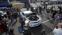 Chevrolet Camaro COPO concept - 01.11.2011
