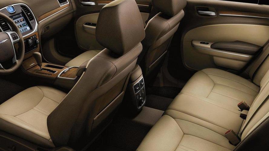 Chrysler 300 Luxury Series sedan with 8-speed starts at $40,145