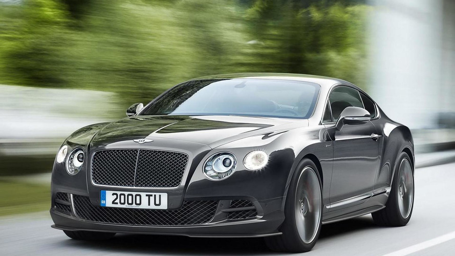 Lighter next-gen Bentley Continental to use 2016 Porsche Panamera platform