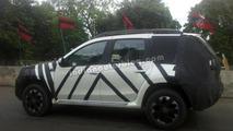 2013 Nissan Terrano spy photo 01.07.2013