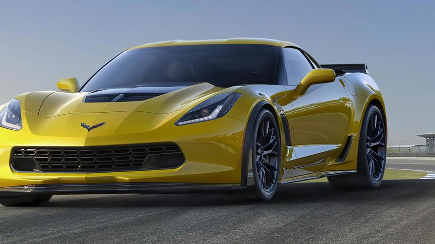 Leaked order guide reveals 2015 Corvette Z06 is heavier than predecessor