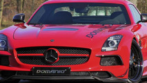 Mercedes-Benz SLS AMG Black Series by Domanig