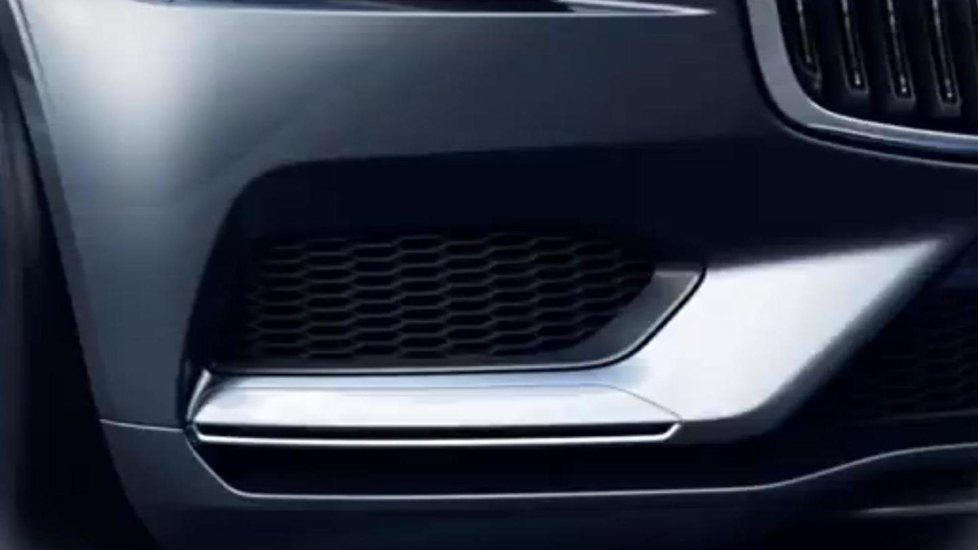 volvo concept c coupe teased again ahead of tomorrow\u0027s reveal [videos]