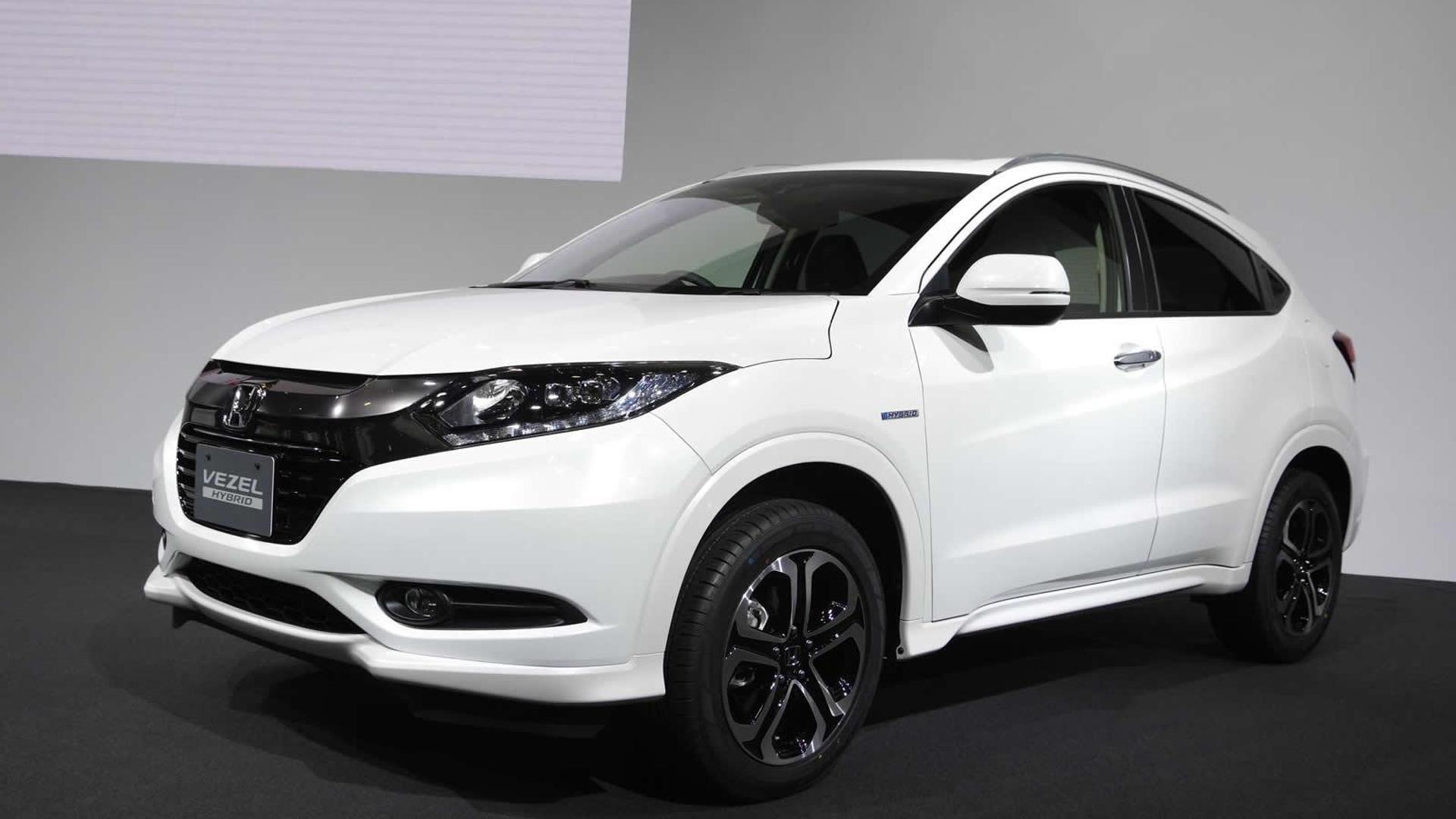 Honda Vezel Hitting Stateside Next Year Europe In 2015