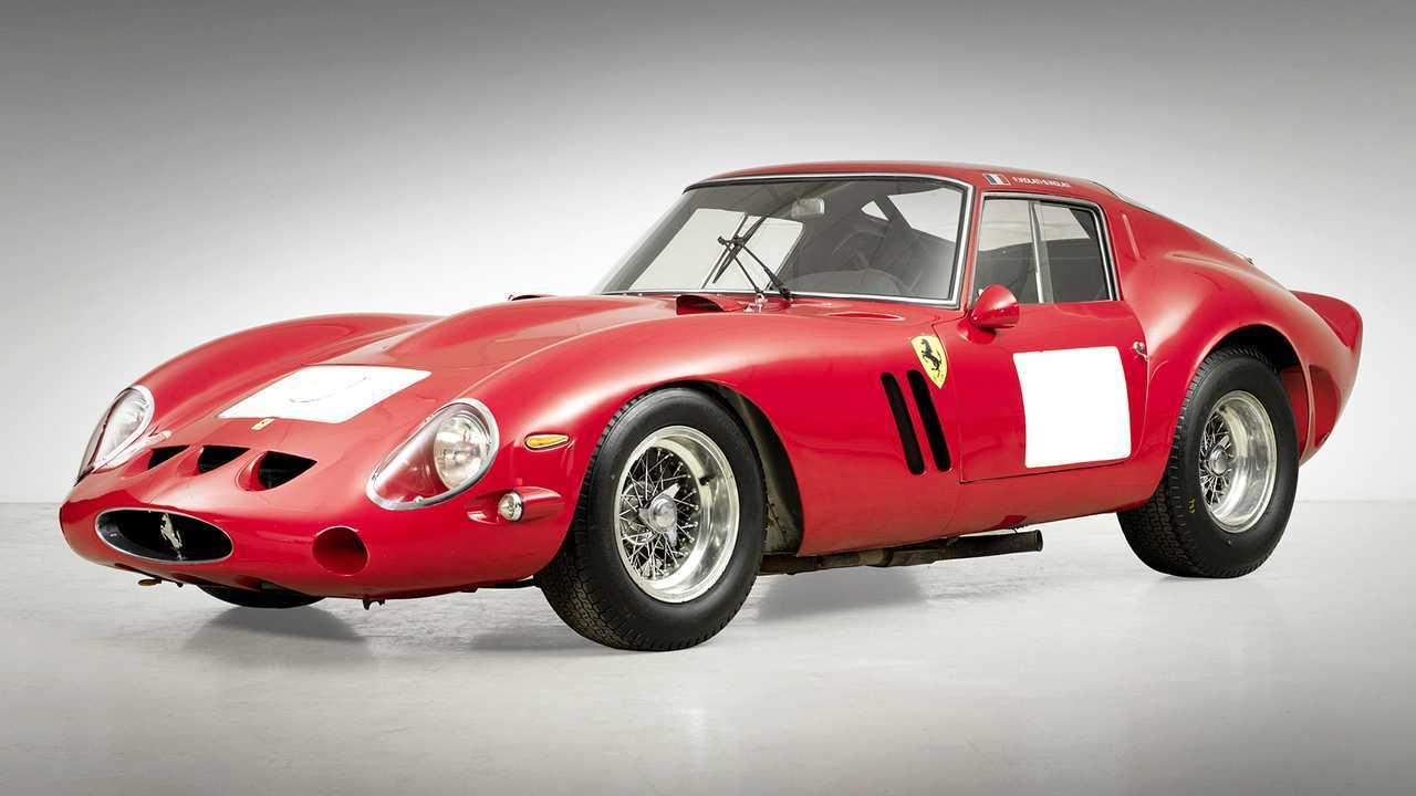 Ferrari 250 GTO 1962-63 - 34,5 milioni di euro