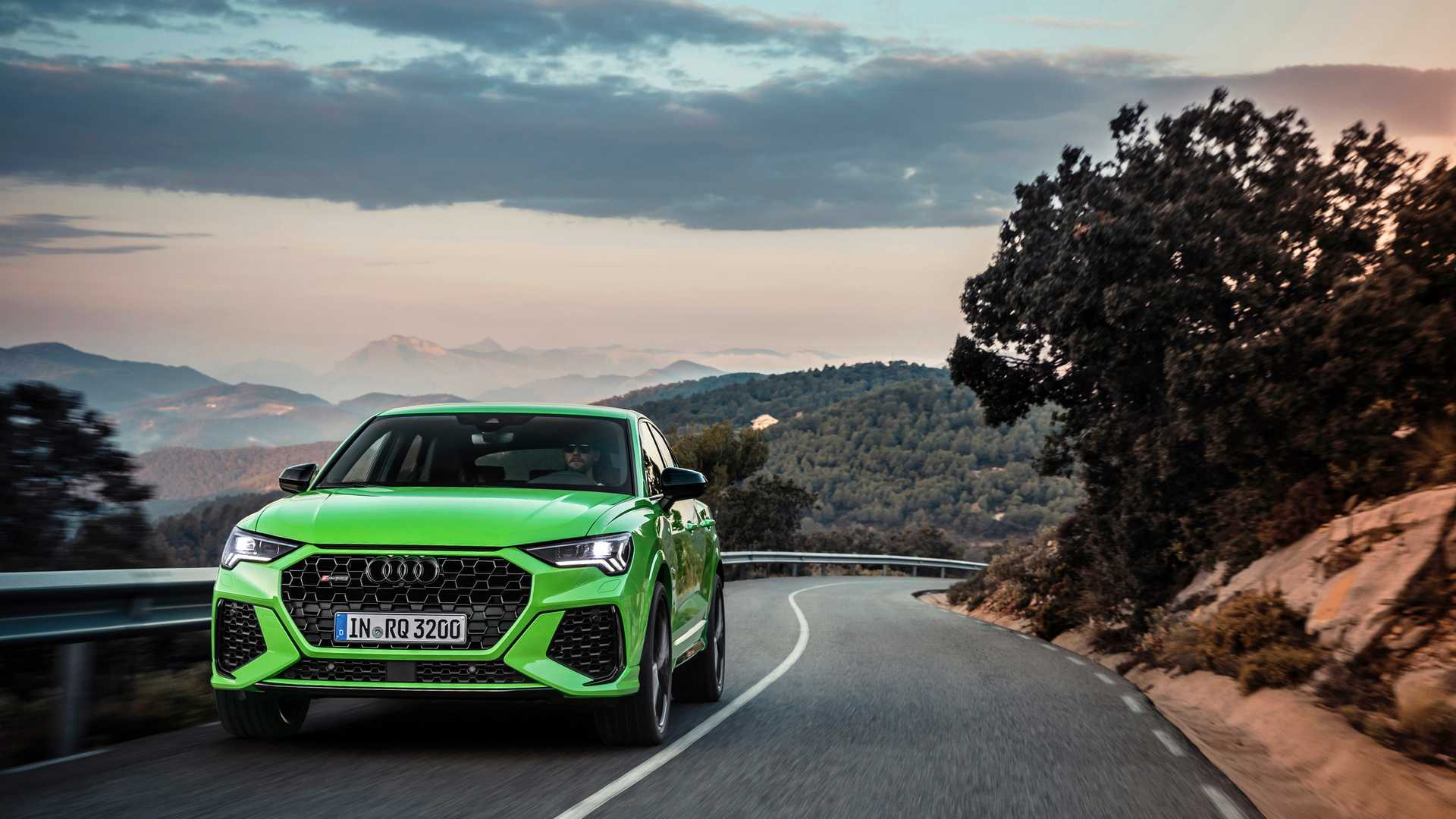 Audi Rs Q3 And Rs Q3 Sportback Show It All In Official Footage