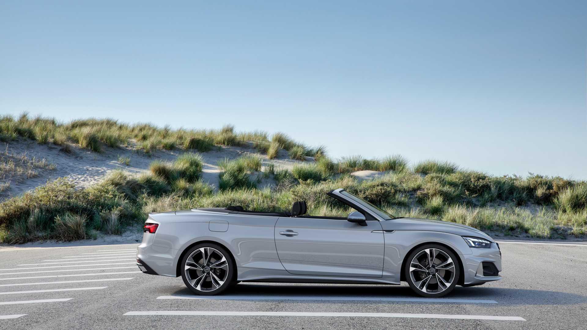Audi A5 Y S5 Tdi 2020 Una Actualizacion Basada En El Diseno