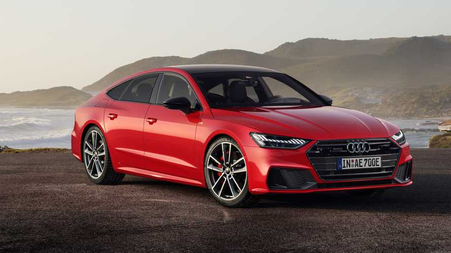 Audi A7 Sportback Getting A Long Wheelbase Version In China: Report
