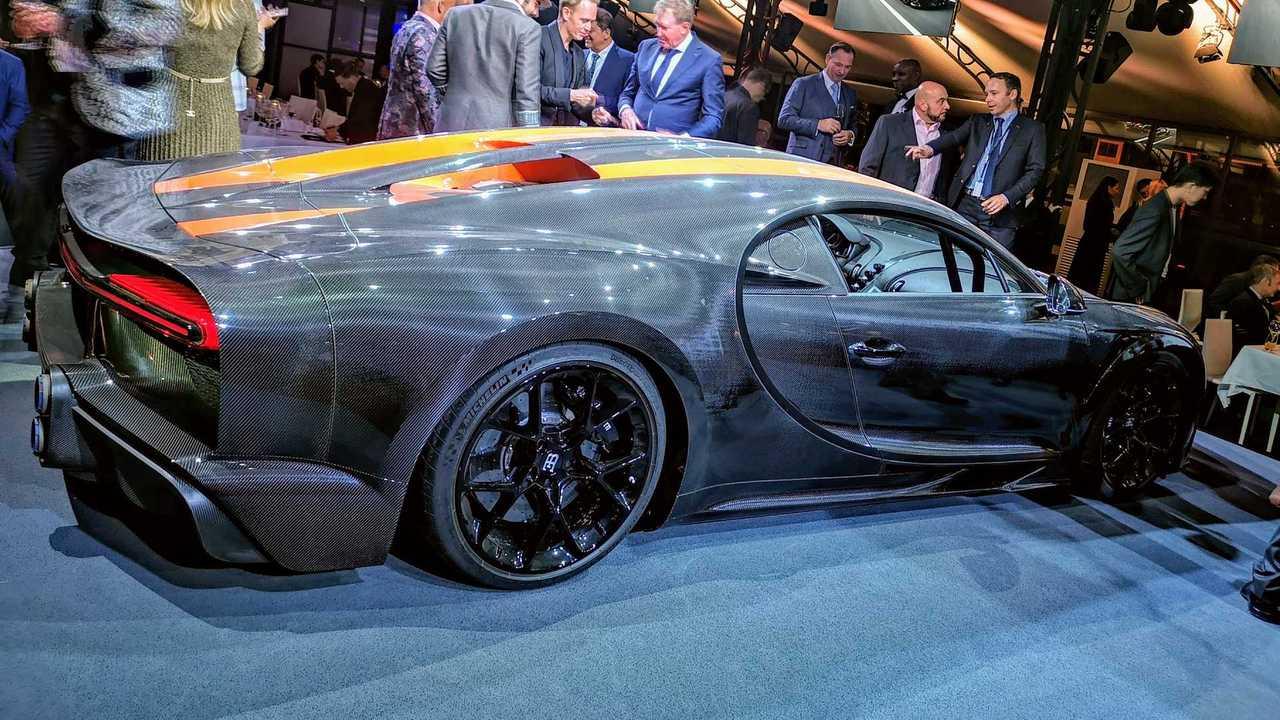 Bugatti Chiron Super Sport 300 Chega A 440 Km H E Custa R 15 6 Milhoes