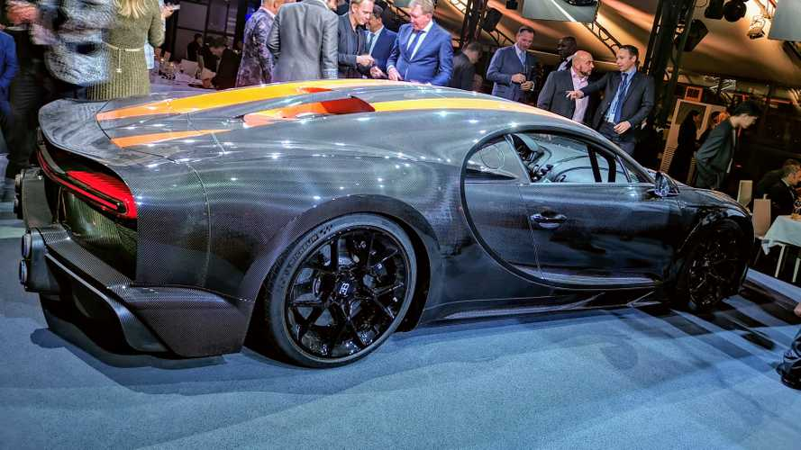 Bugatti Chiron Super Sport 300+ Announced [UPDATE]