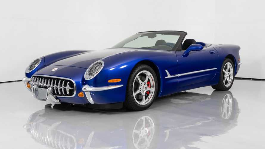 Show Your Chevy Corvette Passion In This 2002 Commemorative Edition