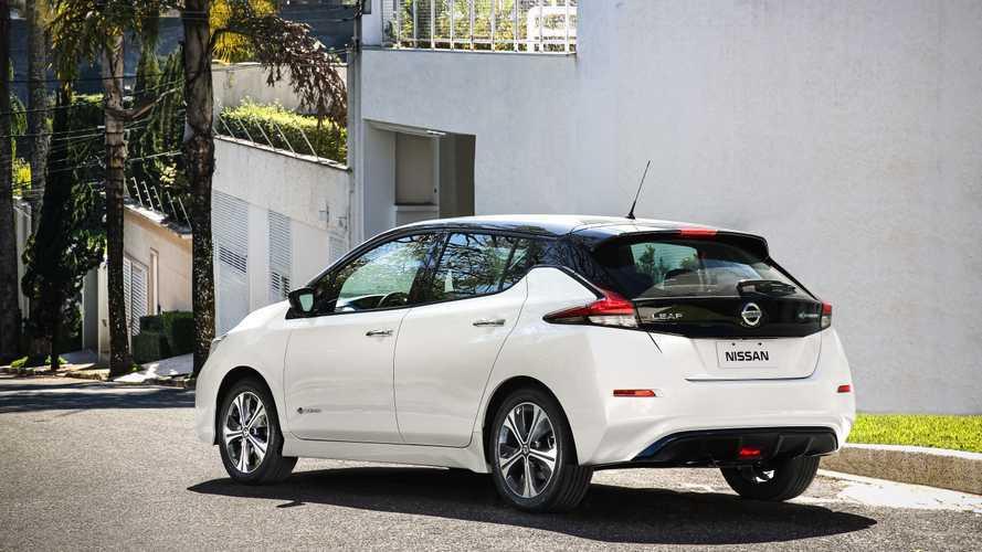 Nissan e Uber colocarão frota de 2 mil carros elétricos em Londres