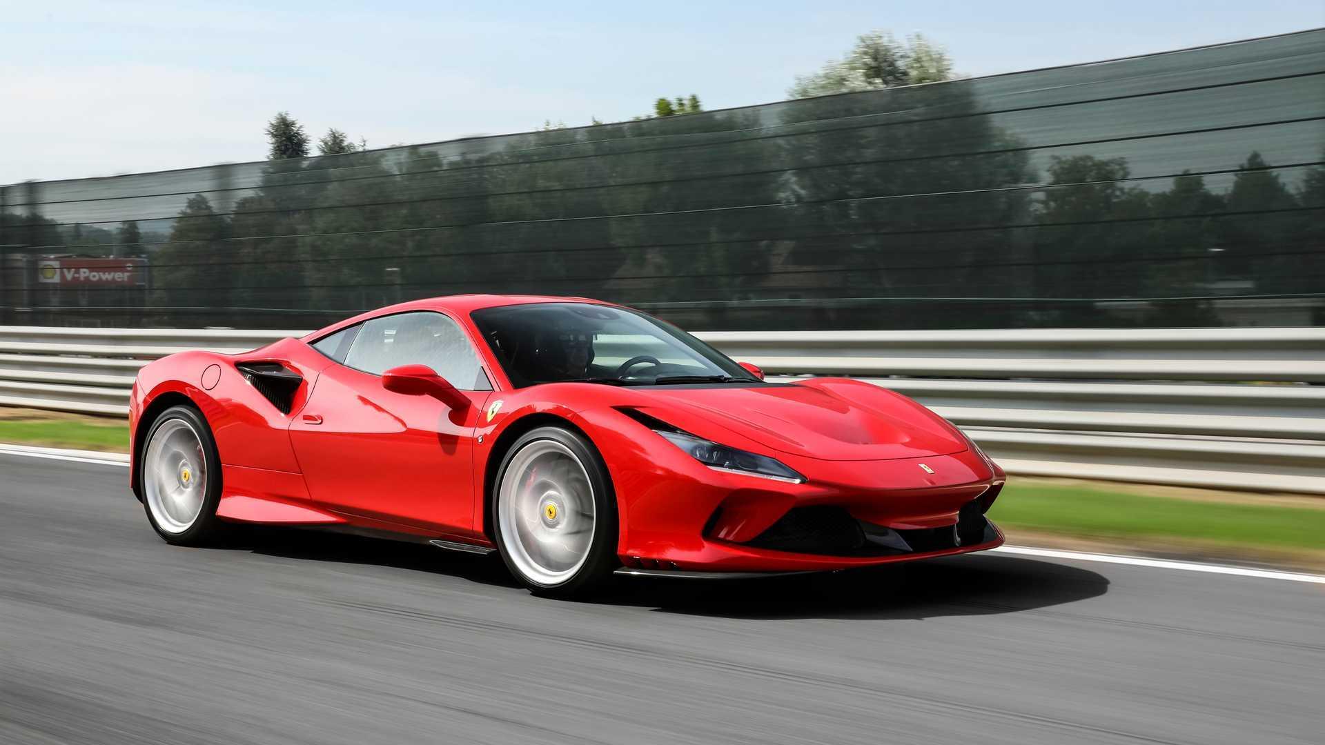 Report: Ferrari Model Lifecycles Will Keep Getting Shorter