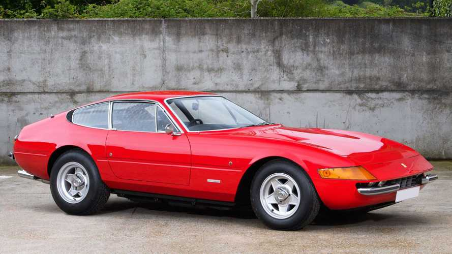 Elton John's Old Ferrari May Sell For $100K Less This Year