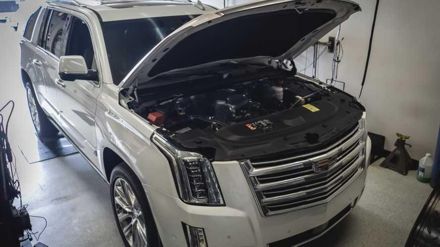 700-HP Lingenfelter Cadillac Escalade