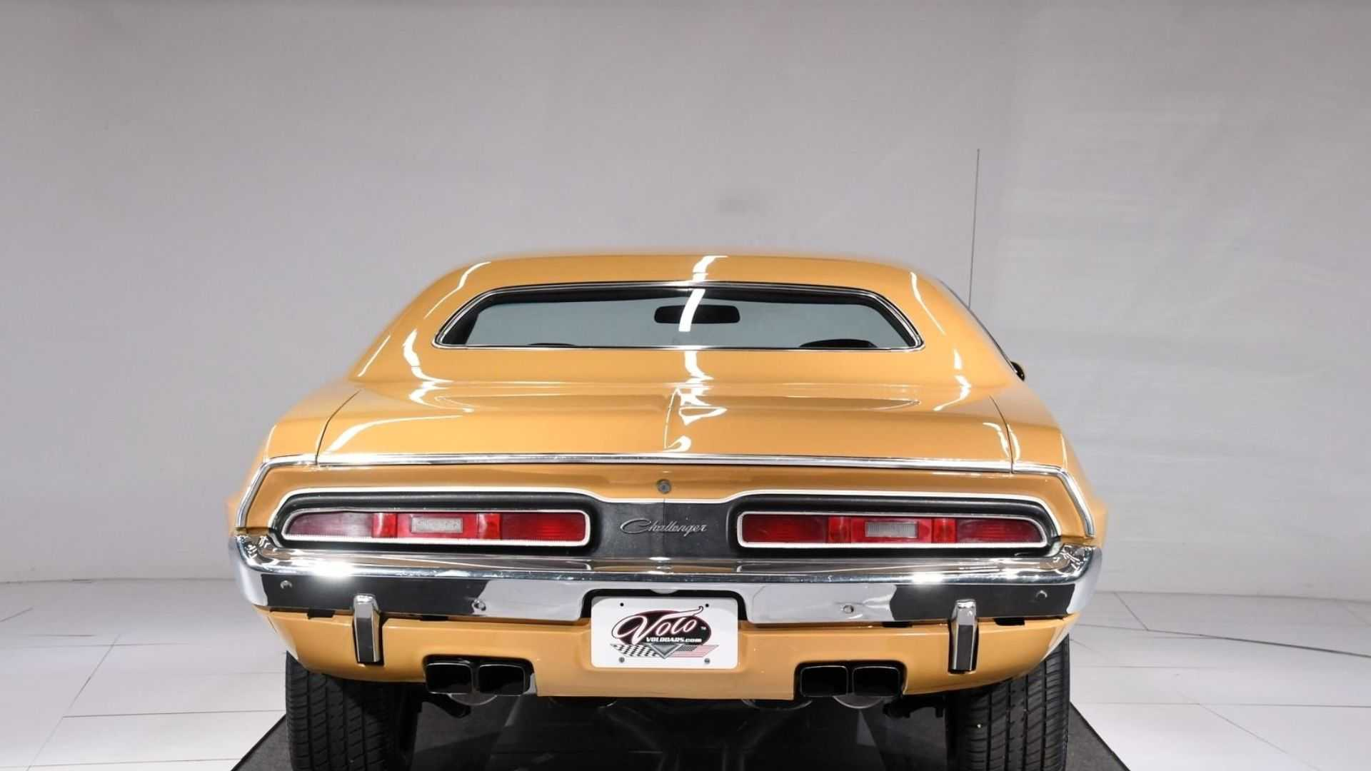 "[""Genuine 1971 Dodge Challenger SE Packs A Punch""]"