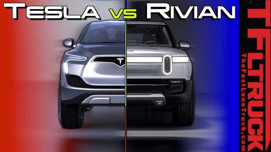Tesla Pickup Vs Rivian R1T Vs Electric Ford F-150: How Do They Compare?