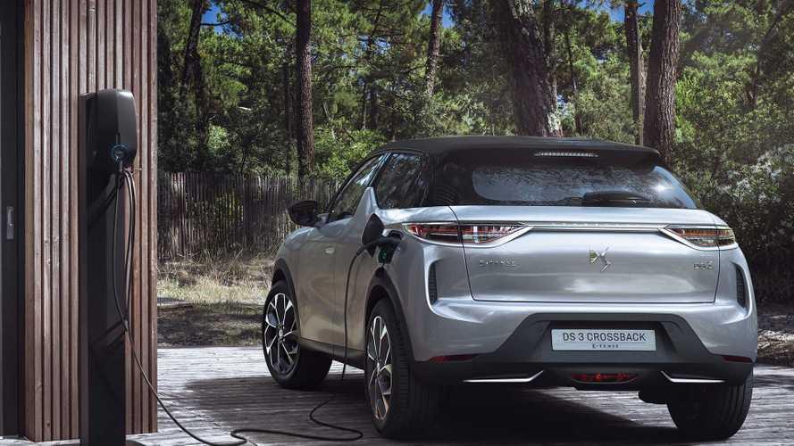 DS 3 CROSSBACK E-TENSE 2019, el SUV urbano, Premium y 100% eléctrico