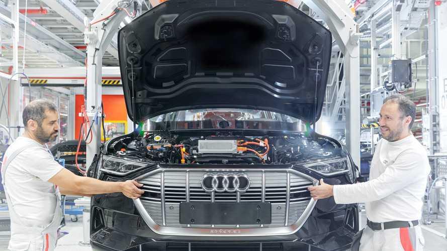 Audi taglia 9.500 posti di lavoro puntando sulle auto elettriche