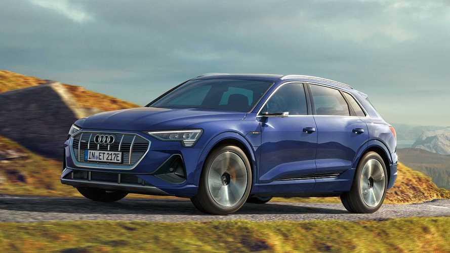 Audi e-tron (2020) mit Technik-Update