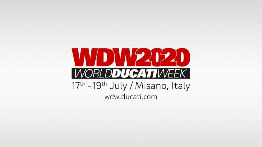 Ducati Announces World Ducati Week Dates For 2020