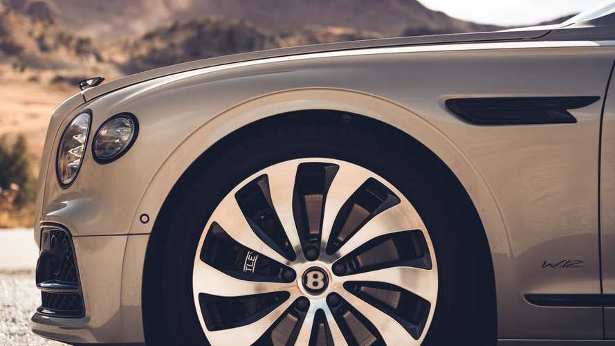 2020 Bentley Flying Spur Blackline