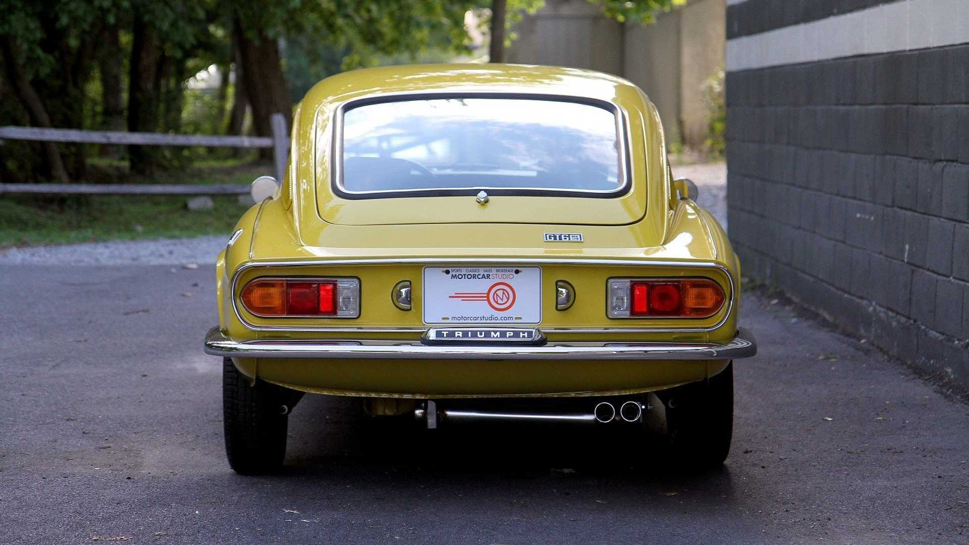 "[""Don't Call The 1973 Triumph GT6 A Poor Man's Aston""]"