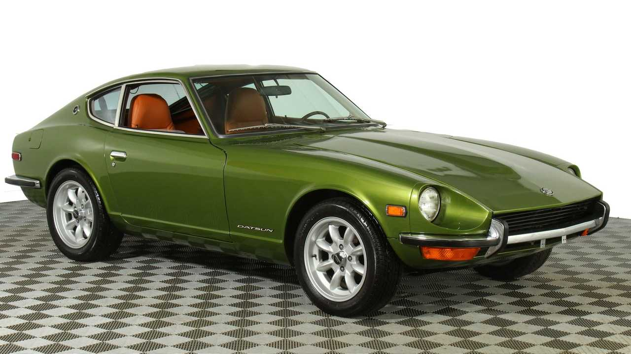 Drive Some Japanese Goodness With This 1972 Datsun 240Z