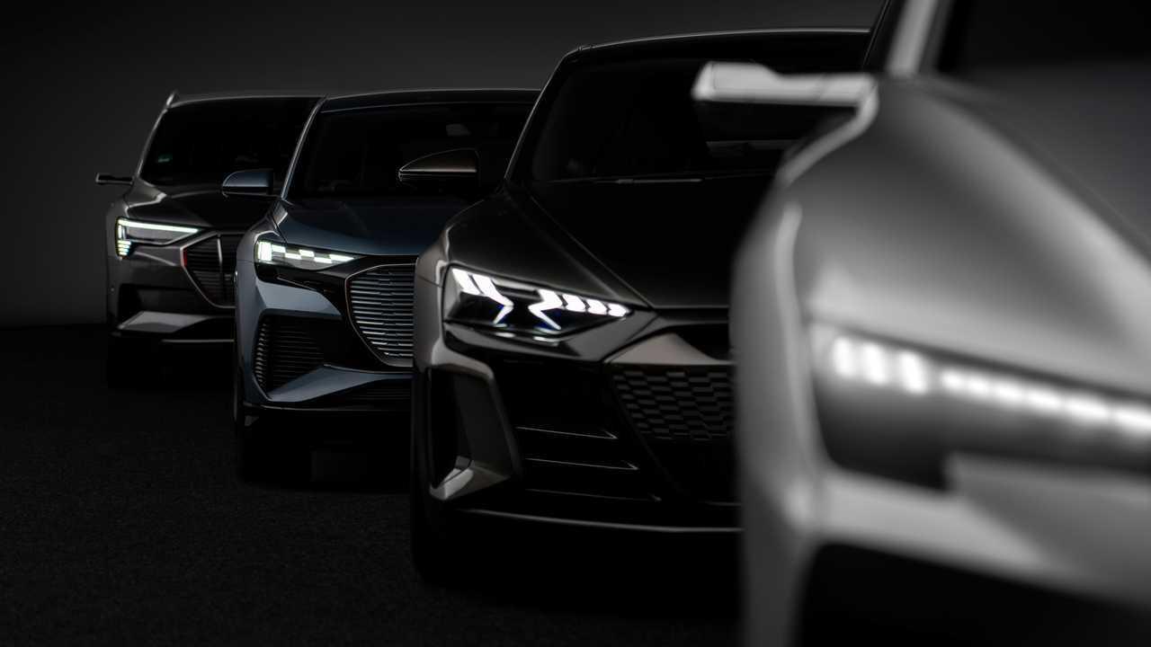 Les quatre plates-formes électriques d'Audi: PPE