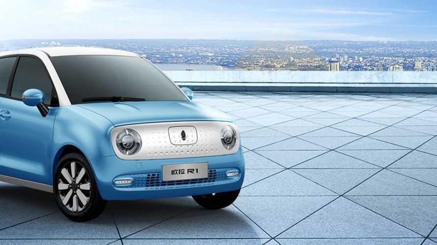 ¿Comprarías un coche eléctrico chino por 14.000 euros?