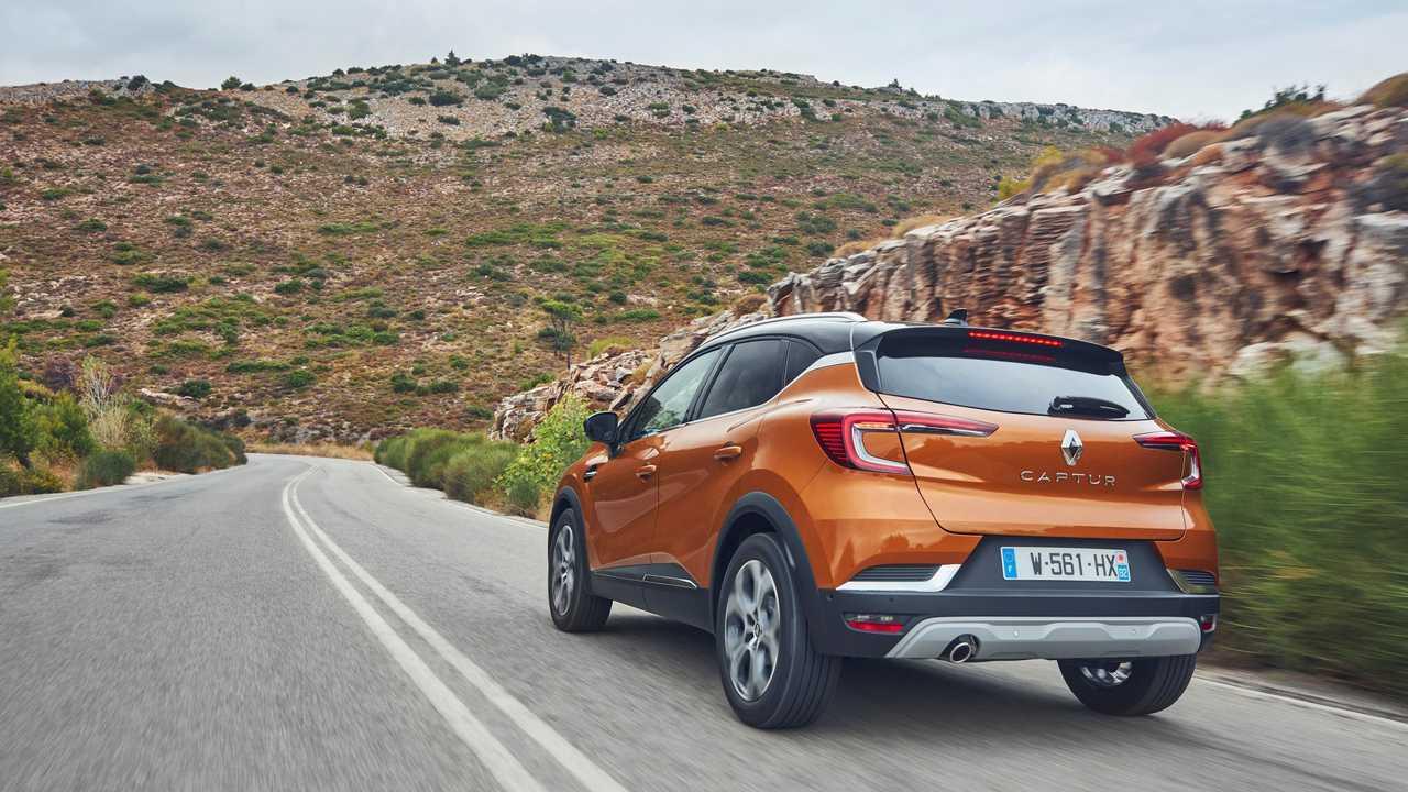 Essai Renault Captur (2019) - En route vers la deuxième étoile ?