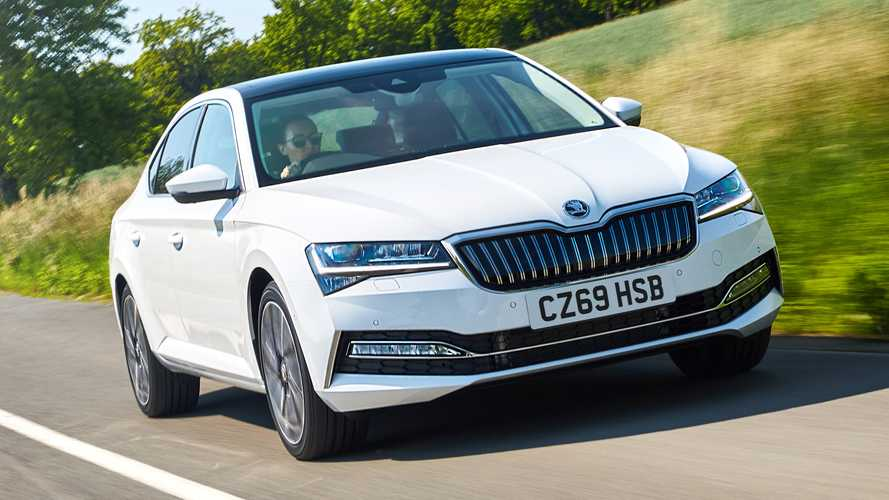 Skoda's First Plug-In Hybrid Superb Priced Just Under £32,000 In UK